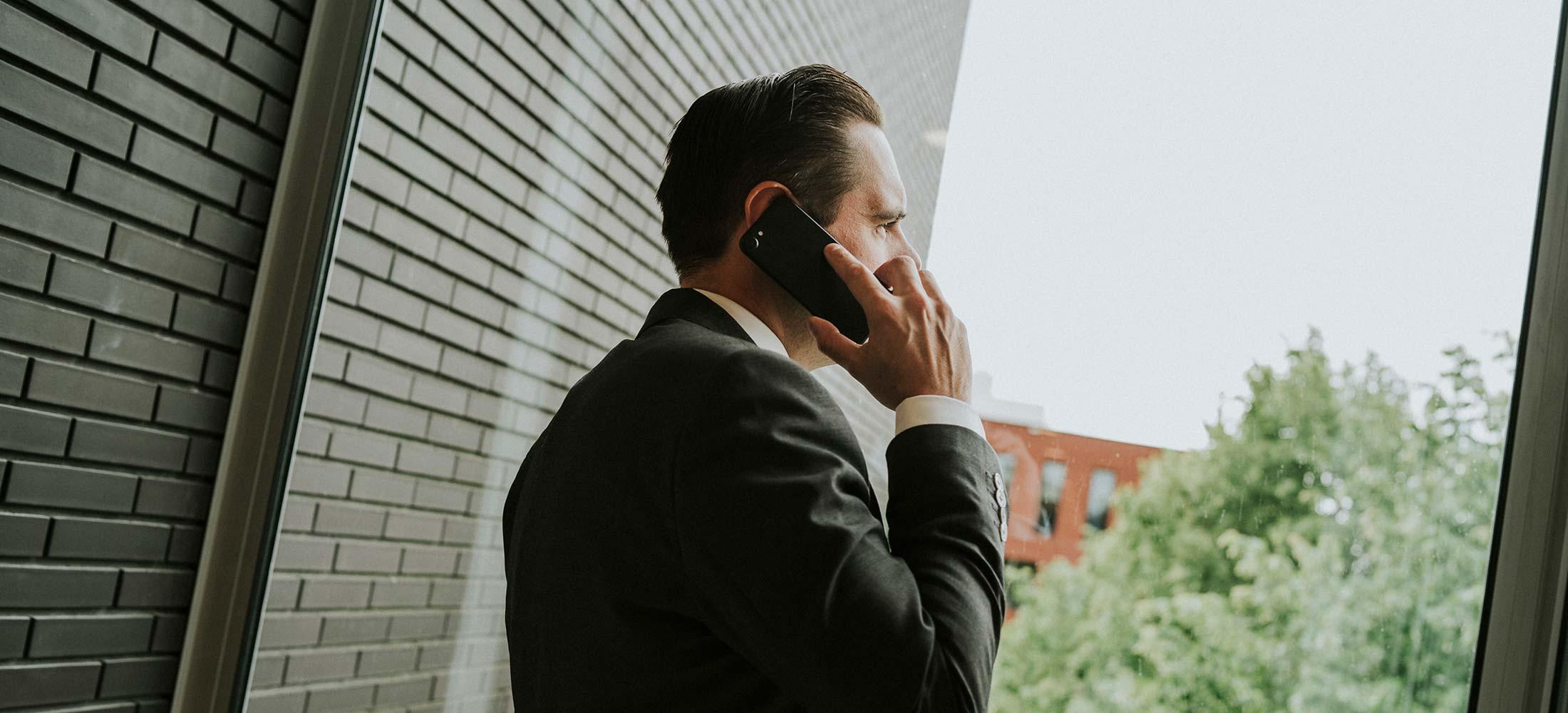 De sectie Ondernemingsrecht wordt zowel door ondernemingen als door privépersonen ingeschakeld vanwege haar specialistische kennis.