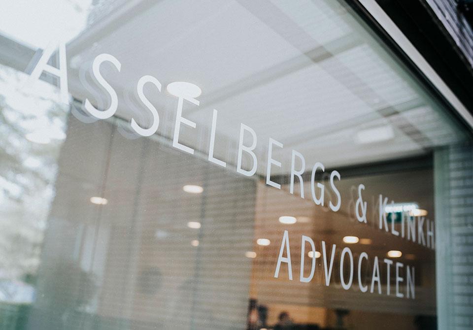Rechtsgebieden Asselbergs & Klinkhamer advocaten